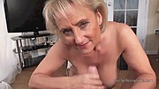 Squirts his granny teasing porn the