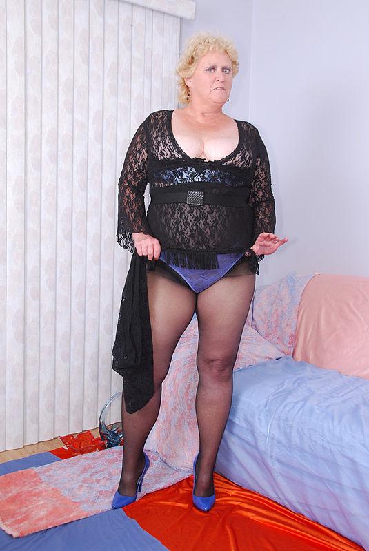 Fanny Mature 120