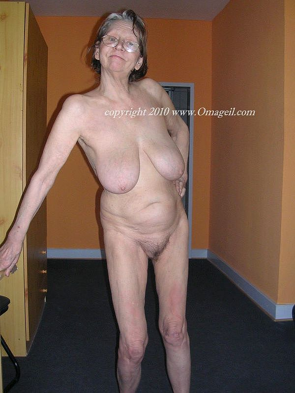 Sexy granny 65 years old 8
