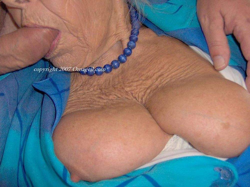 Old nanny old granny licking young pussy and fucking her wi - 1 6