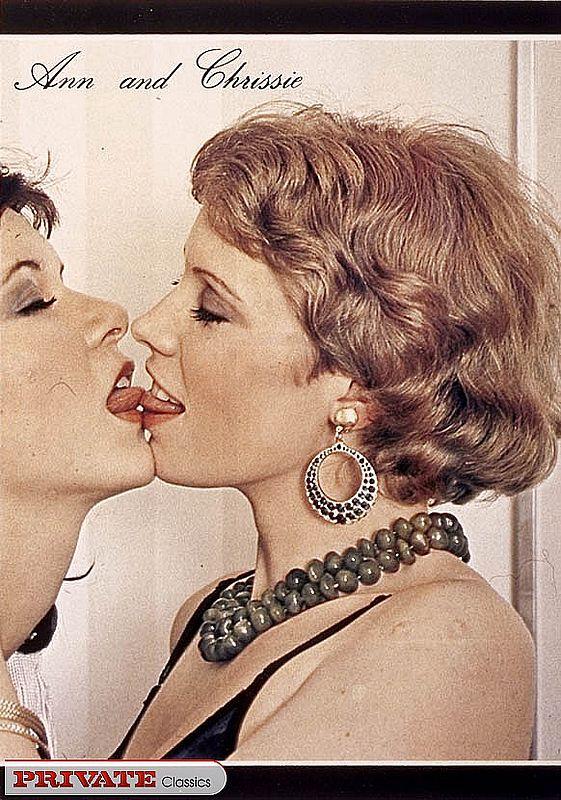 Vintage private magazine porn