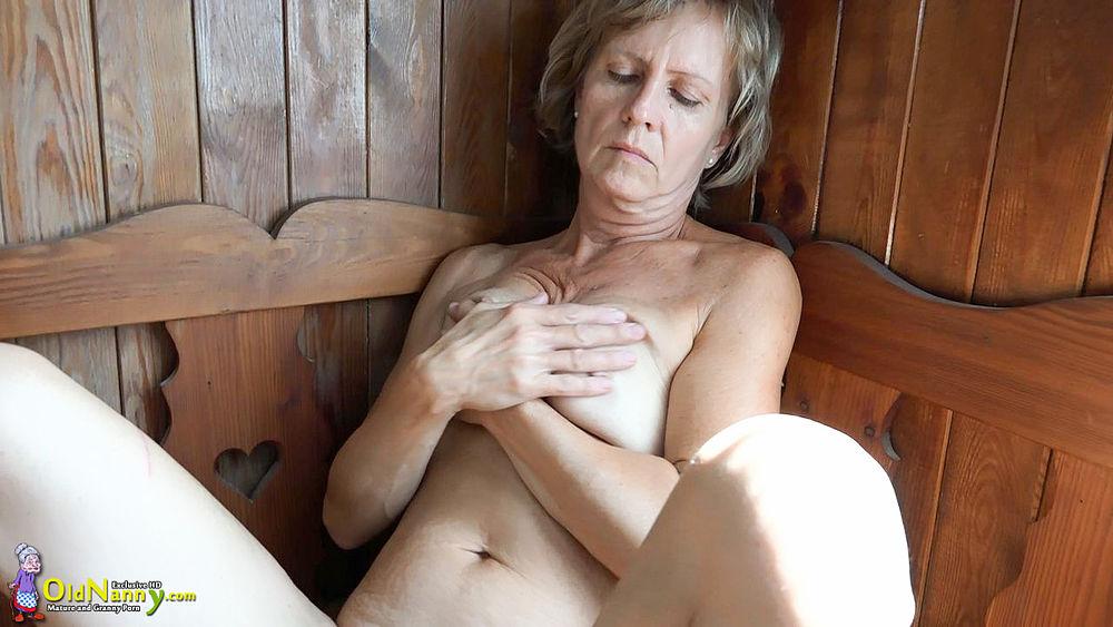 That free granny masterbation porn