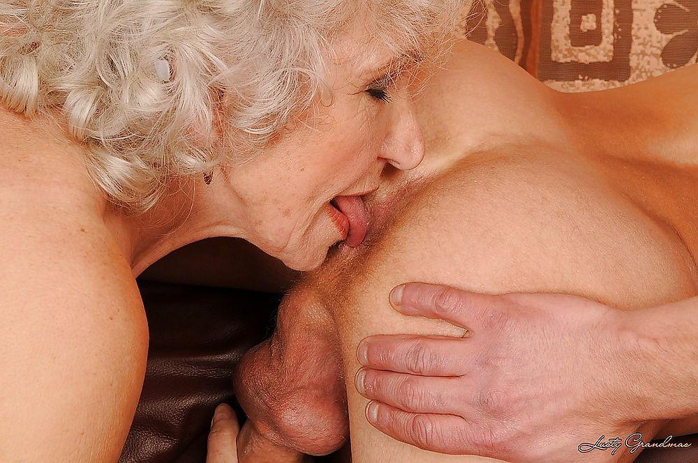 busty grandmas