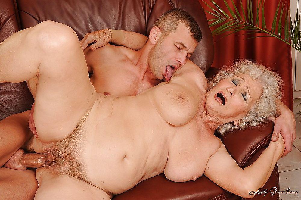 Секс русски бабушка