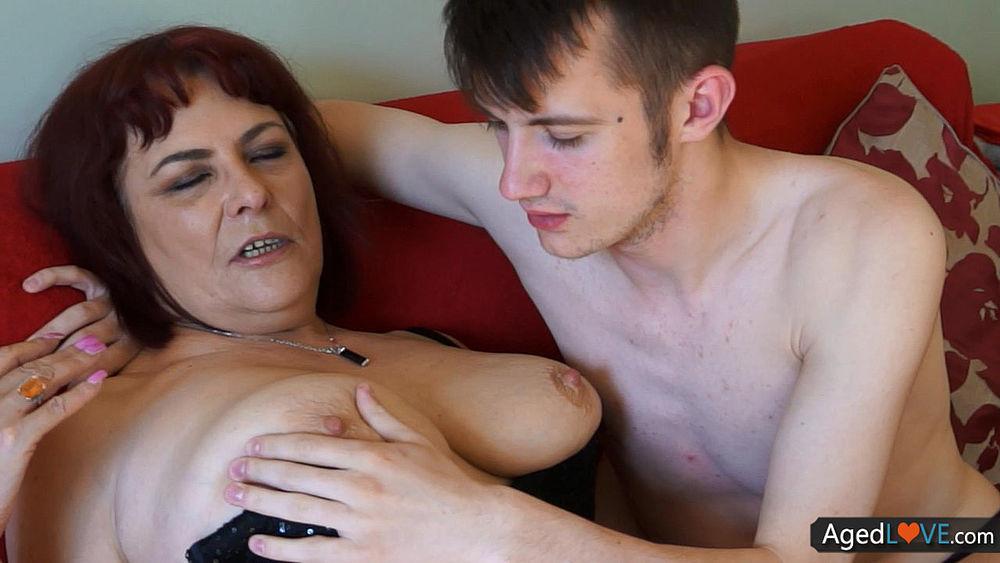 Older women love young cock