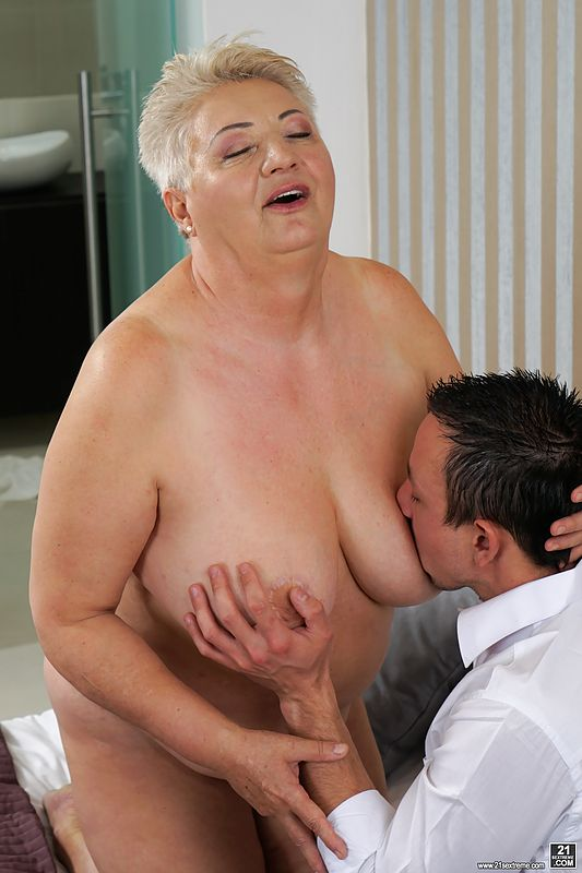 image Older mature her younger bbc boy toy
