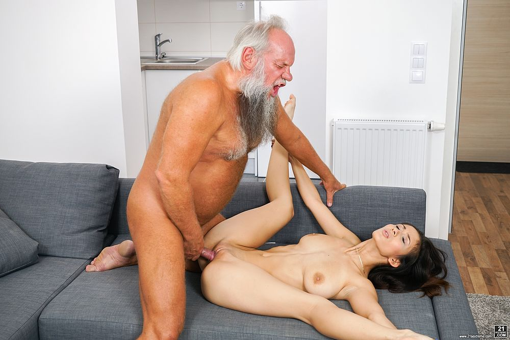 Old and young porn pics with horny young girls