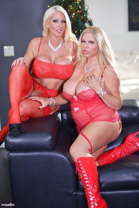 Karen Fisher And Samantha