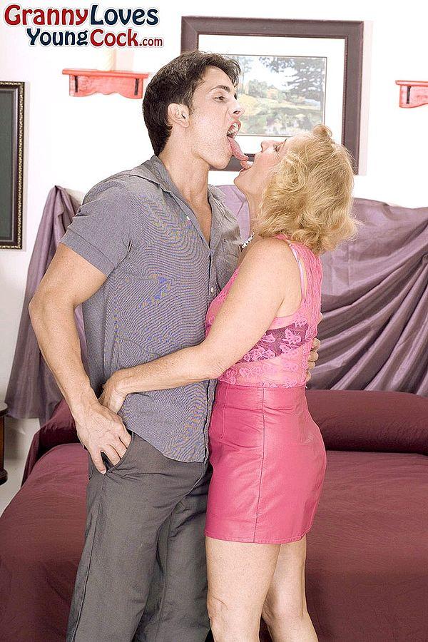 Young Girl Takes Big Dick