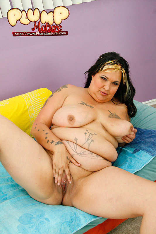 Free plump mature