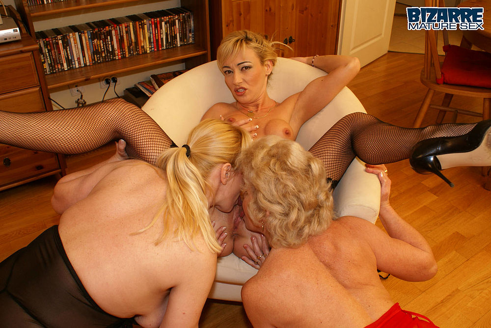 Free mature lesbian bizarre