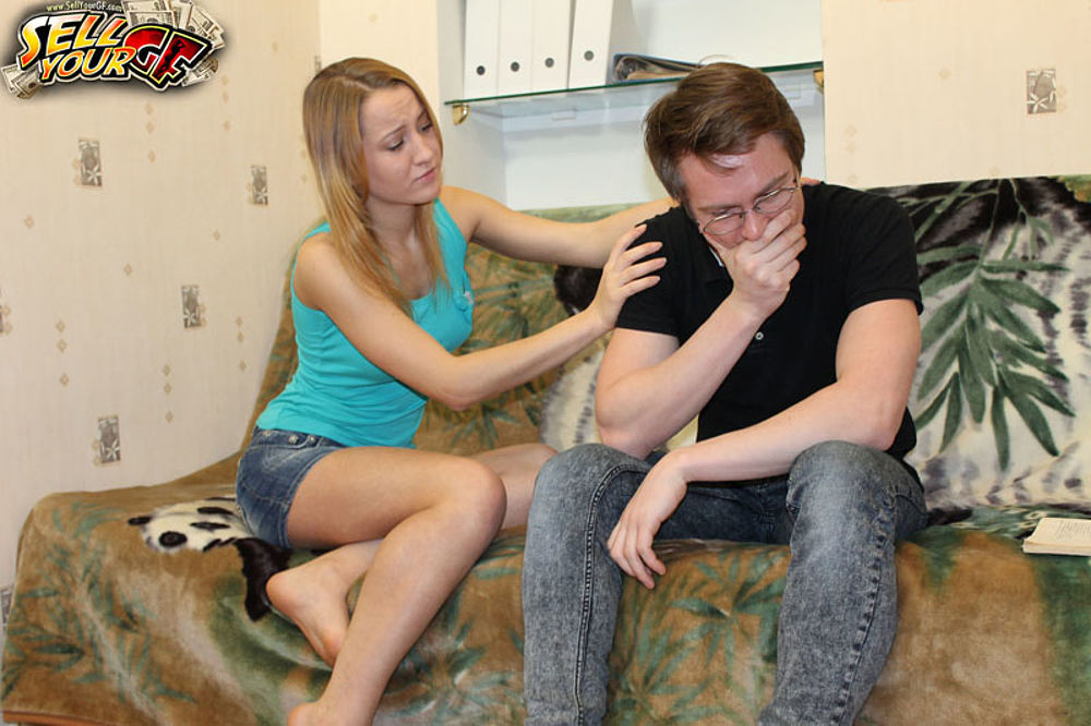 Teens analyzed anal date in a photo studio Part 2 3