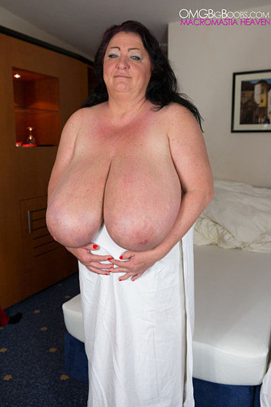 Nude women with big breasts mature