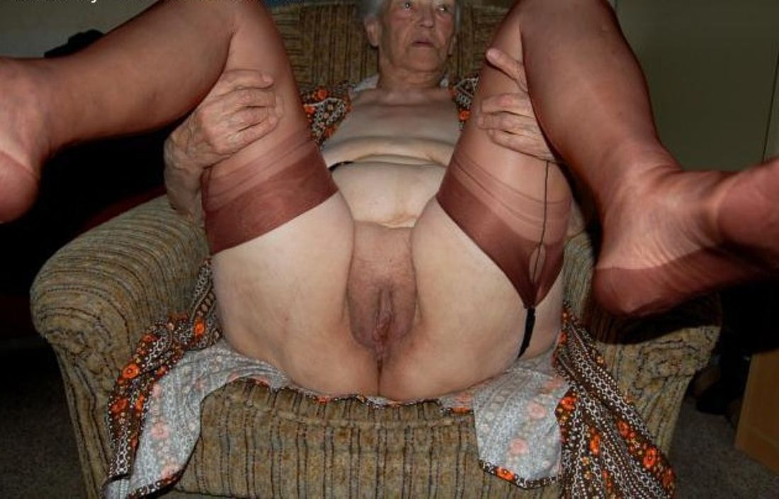 Well Clothed Granny Mature Oma Vii