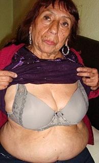 Granny latina pics